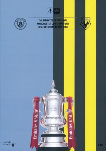 2019 FA Cup Final  Watford v Manchester City - with an EXCLUSIVE extra!